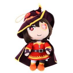 "KonoSuba 8"" Megumin Wizard Plush"