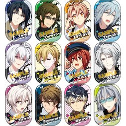 IDOLiSH 7 Character Badge Collection Police SR Ver. Box Set