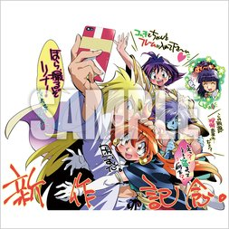 Fantasia Bunko Festival 2018 Slayers Commemorative Canvas Panel Art