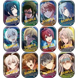 IDOLiSH 7 Character Badge Collection Police SSR Ver. Box Set