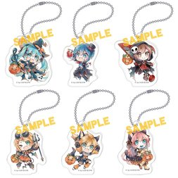 Vocaloid Acrylic Keychain Charm Collection: Niwako Ver.
