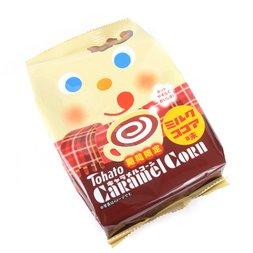 Caramel Corn: Milk Cocoa