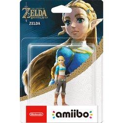 Legend of Zelda: Breath of the Wild - Zelda amiibo