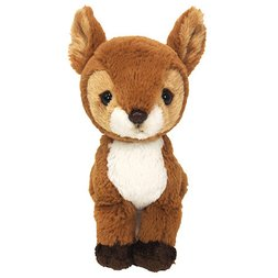 Fluffies Small Deer Plush