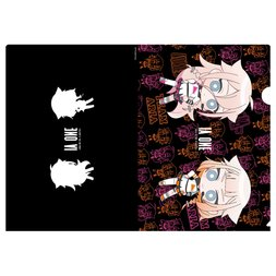 IA & ONE 6th & 3rd Anniversary Chibi A4 Clear File