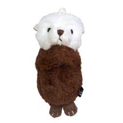 Fluffies Sea Otter Keychain Plush