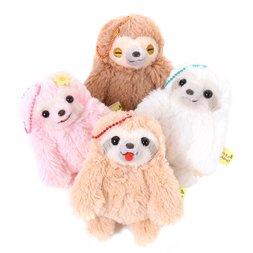 Namakemono no Mikke Otomodachi Sloth Plush Collection (Ball Chain)