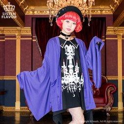 LISTEN FLAVOR Moonlit Night Kimono Sleeve Cardigan