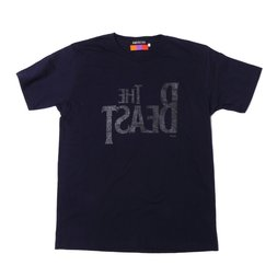 The Beast T-Shirt (Navy x Black)