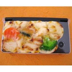 Nintendo Handhelds Baked Alfredo Pasta Case