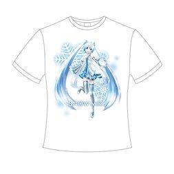 Snow Miku Sky Town T-Shirt