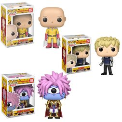 Pop! Anime: One-Punch Man - Complete Set