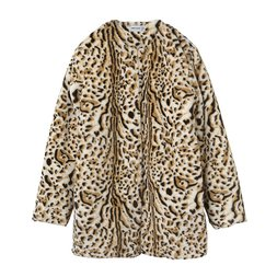 Kumatan Animal Fur Jacket