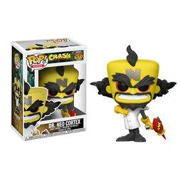 Pop! Games: Crash Bandicoot - Dr. Neo Cortex