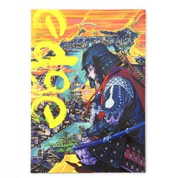 Edge Concept Art Illustrations & Illustrated Postcard Book Set