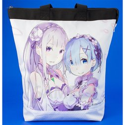 Re:Zero -Starting Life in Another World- Graphic Tote Bag