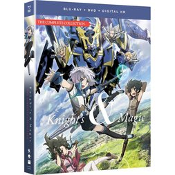 Knight's & Magic: The Complete Series Blu-ray/DVD Combo Pack