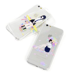 ribata iPhone 6/6s Clear Cover
