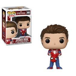 Pop! Games: Spider-Man - Unmasked Spider-Man