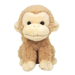Fluffies Small Monkey Plush Collection