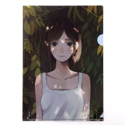 Shinobu Sato Clear File