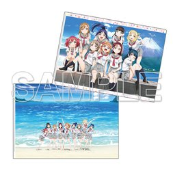 Love Live! Sunshine!! Clear File Set