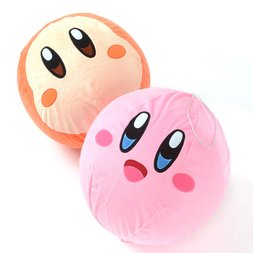 Kirby's Dream Land Big Plush Balloons 2016 Vol. 1