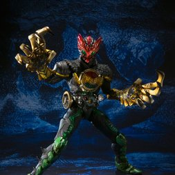 S.I.C. Vol. 64: Kamen Rider OOO Tatoba Combo