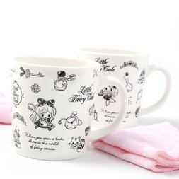 Little Fairytale Mug and Towel Set