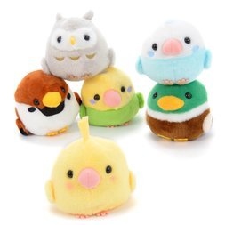 Kotori Tai Bird Plush Collection (Standard)