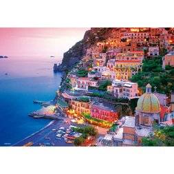 Amalfi in the Sunset Jigsaw Puzzle