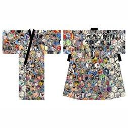 Shinji Hiramatsu Manga Kimono (Yukata)