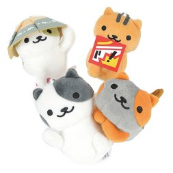 Neko Atsume Plush Collection Vol. 9