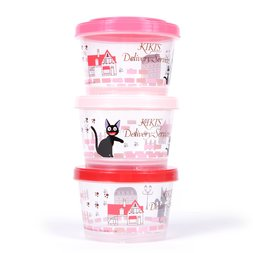 Kiki's Delivery Service Kiki's Town 3-Piece Stackable Cylindrical Containers