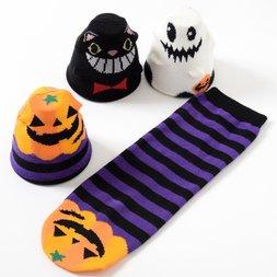 Halloween Doll Socks (Complete Set)