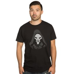 Overwatch Remorseless Men's Premium Black T-Shirt