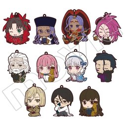 Fate/Extra Last Encore ViVimus Rubber Strap Collection Vol. 2 Box Set