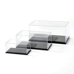 Wave T Case Display Cases