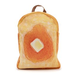 Marude Pan Like a Bread Maple Butter Backpack