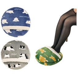 Nemu Nemu Animals Printed Foot Cushion Series