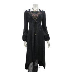 Rozen Kavalier Loose Long Dress