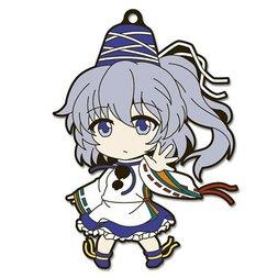 Nendoroid Plus: Touhou Project Futo Mononobe Rubber Strap Ver. 8