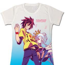 No Game No Life Kuuhaku Jrs. T-Shirt