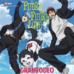 Punky Funky Love (Anime Ver.) | TV Anime Kuroko's Basketball Season 3 OP Theme