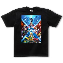 Mega Man X Anniversary Collection Main Visual T-Shirt