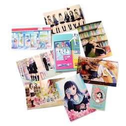 Shibashino Postcard Set