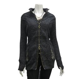 Rozen Kavalier Knit Cardigan