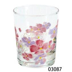 Hana Hitohira Rocks Glass