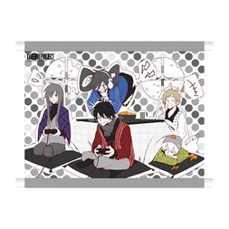 Kagerou Project B2 Tapestry