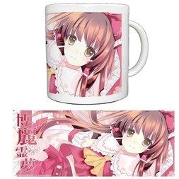 Touhou Project Full Color Mug: Reimu Hakurei